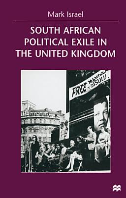 South African Political Exile in the United Kingdom