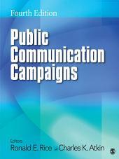 Public Communication Campaigns: Edition 4