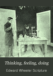 Thinking, Feeling, Doing: An Introdution to Mental Science