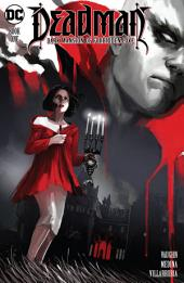 Deadman: Dark Mansion of Forbidden Love (2016-) #1