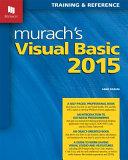 Murach s Visual Basic 2015 PDF