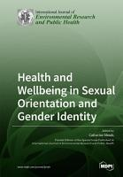 Health and Wellbeing in Sexual Orientation and Gender Identity PDF