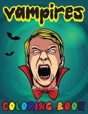 Vampires Coloring Book PDF
