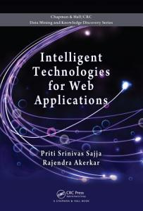 Intelligent Technologies for Web Applications Book