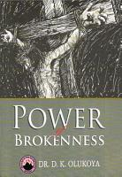 Power of Brokenness PDF