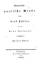 Poetisches tagebuch. Reise durch das Weserthal, 1814. Psyche