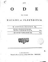 An Ode to the Naiads of Fleet Ditch PDF