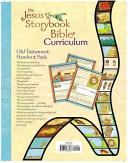 Jesus Storybook Bible Curriculum Kit Handouts, Old Testament