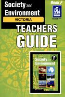 Society and Environment  F  Teachers Guide PDF