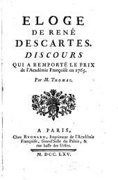 Eloge de René Descartes