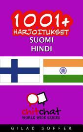 1001+ harjoitukset suomi - Hindi