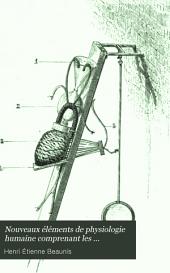 Nouveaux éléments de physiologie humaine: Volume 2