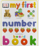 My First Number Board Book PDF