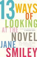13 Ways of Looking at the Novel PDF