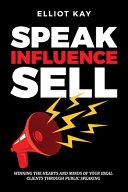 Speak Influence Sell