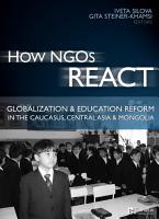 How NGOs React PDF