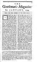 The Gentleman s Magazine  Or  Monthly Intelligencer PDF