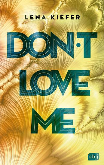 Don t LOVE me PDF