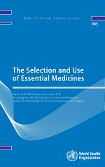 The Selection and Use of Essential Medicines