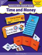 Build-a-Skill Instant Books: Time and Money, Gr. K–1, eBook