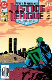 Justice League America (1987-) #56