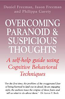 Overcoming Paranoid   Suspicious Thoughts Book