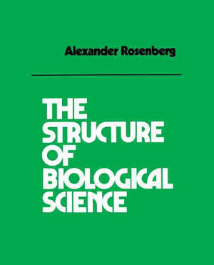 The Structure of Biological Science