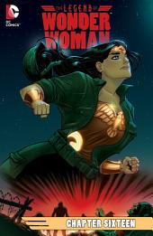 The Legend of Wonder Woman (2015-) #16