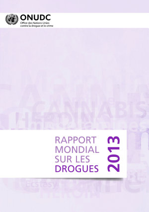 Rapport mondial sur les drogues 2013 PDF