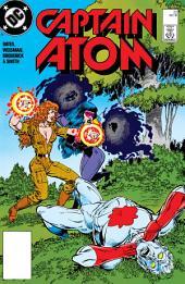 Captain Atom (1986-) #22