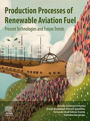 Production Processes of Renewable Aviation Fuel