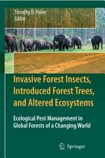 Invasive Forest Insects, Introduced Forest Trees, and Altered Ecosystems
