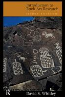 Introduction to Rock Art Research PDF