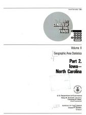 1977 census of retail trade: Geographic area series, Part 2