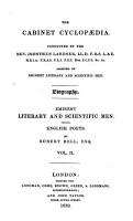 Eminent Literary and Scientific Men  2 PDF