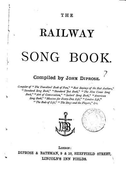 The Railway Song Book PDF