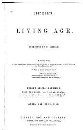 The Living Age ...: Volume 37