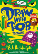 Draw with Rob  Monster Madness