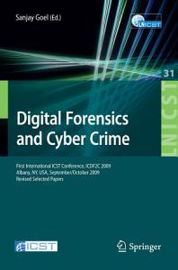 Digital Forensics and Cyber Crime