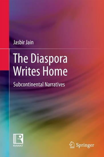 The Diaspora Writes Home PDF