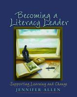 Becoming a Literacy Leader PDF