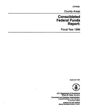 Consolidated Federal Funds Report PDF