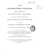 Two Introductory Lectures
