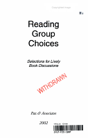 Reading Group Choices PDF