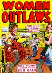 Women Outlaws, Number 1, The Queen of the Rustlers