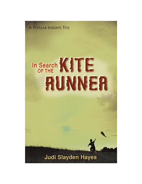Download In Search of the Kite Runner Popular Insight Book