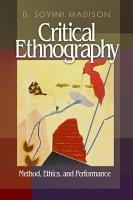 Critical Ethnography PDF