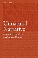 Unnatural Narrative PDF
