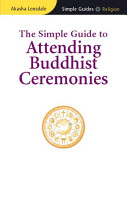 Simple Guide to Attending Buddhist Ceremonies PDF