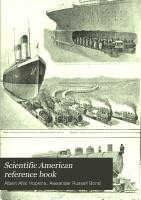 Scientific American Reference Book PDF
